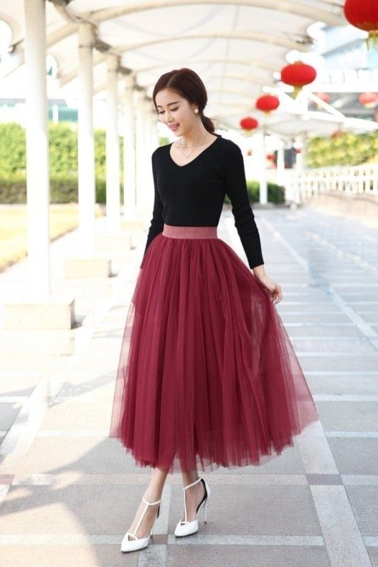 christmas-outfit-ideas-2017-23 66 Magnificent Christmas Outfit Ideas 2018/2019