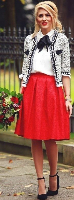 christmas-outfit-ideas-2017-31 66 Magnificent Christmas Outfit Ideas 2018/2019
