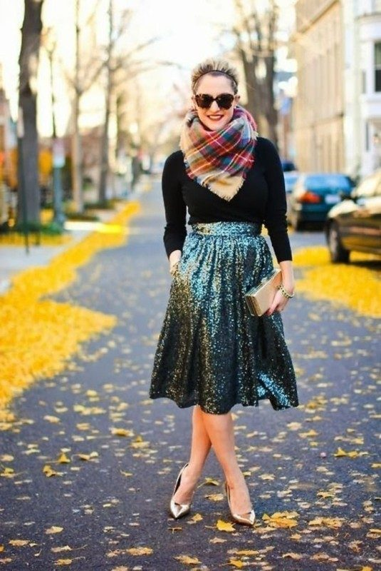 christmas-outfit-ideas-2017-32 66 Magnificent Christmas Outfit Ideas in 2020
