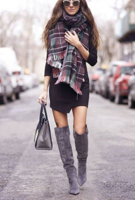 christmas-outfit-ideas-2017-36 66 Magnificent Christmas Outfit Ideas in 2020