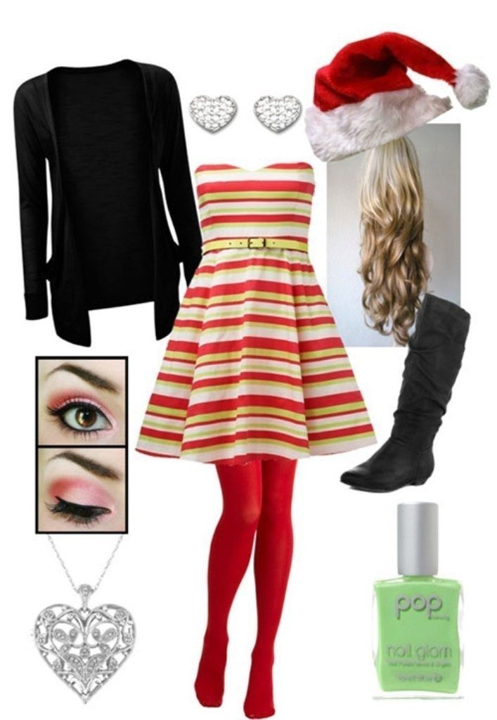 christmas-outfit-ideas-2017-52 66 Magnificent Christmas Outfit Ideas in 2020