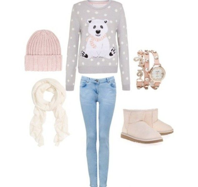 christmas-outfit-ideas-2017-55 66 Magnificent Christmas Outfit Ideas in 2020