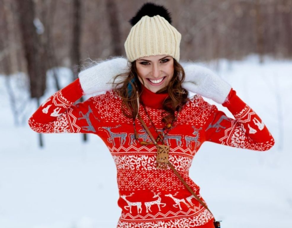 christmas-outfit-ideas-2017-6 66 Magnificent Christmas Outfit Ideas in 2020