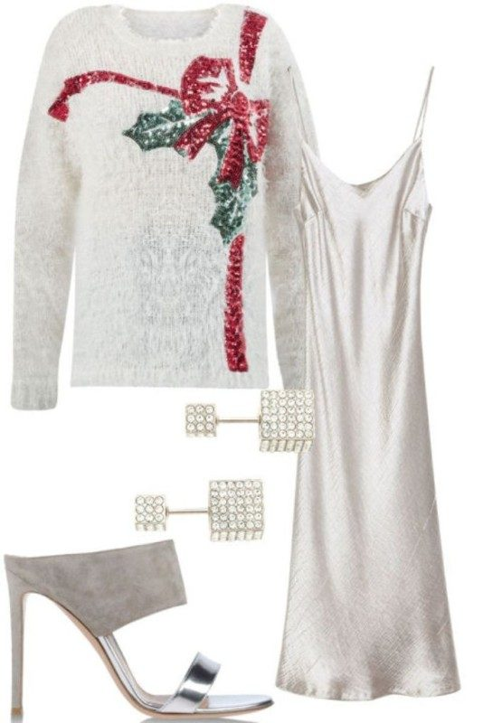 christmas-outfit-ideas-2017-61 66 Magnificent Christmas Outfit Ideas 2018/2019