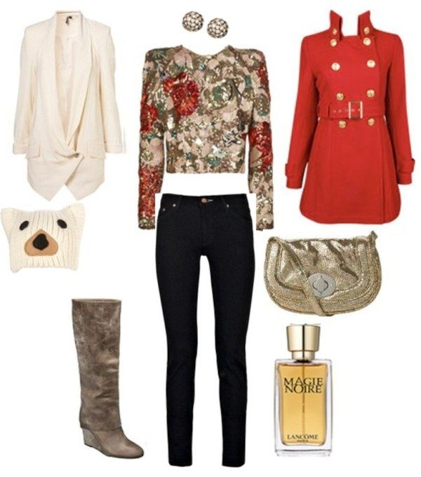 christmas-outfit-ideas-2017-63 66 Magnificent Christmas Outfit Ideas in 2020