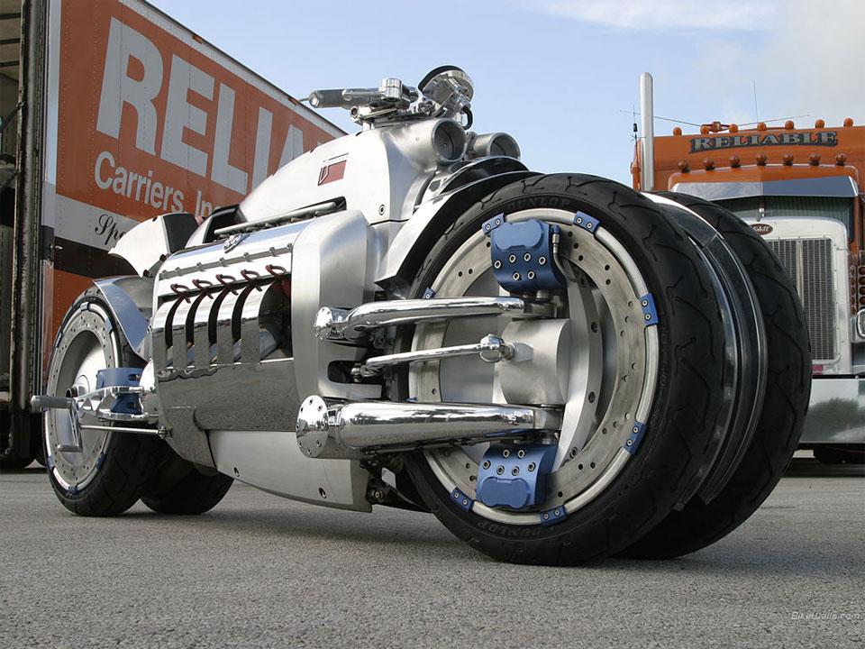 dodge-tomahawk-8719 20+ Most Creative Future Bike Design Ideas