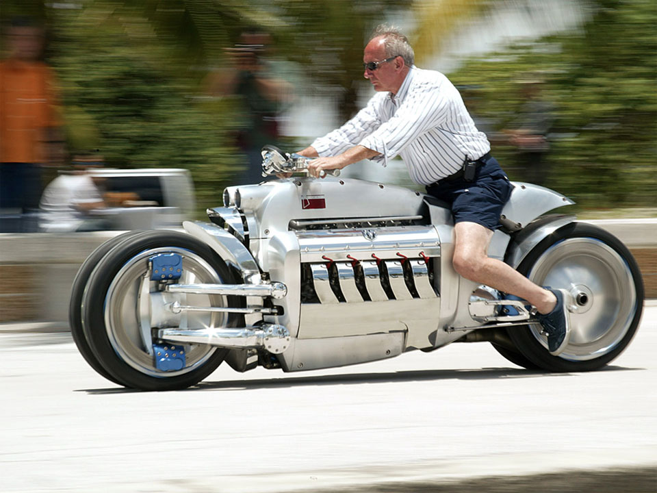 dodge-tomahawk-8720 20+ Most Creative Future Bike Design Ideas