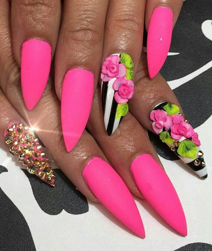 f2fac756bd9e9bb47aa90858b93a6cc8 50+ Coolest Wedding Nail Design Ideas