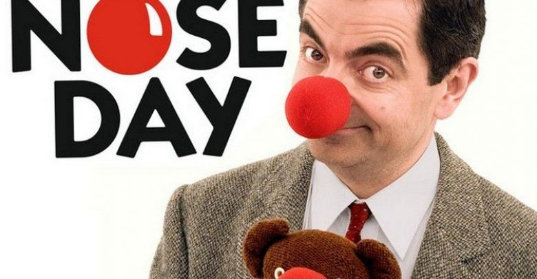 Red Nose Day - Fundraising activity done by celebrating fun