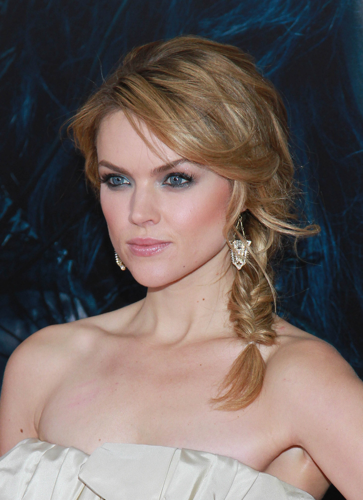 messy-summer-braids-13 Sexiest Prom Hairstyles for Short Hairs