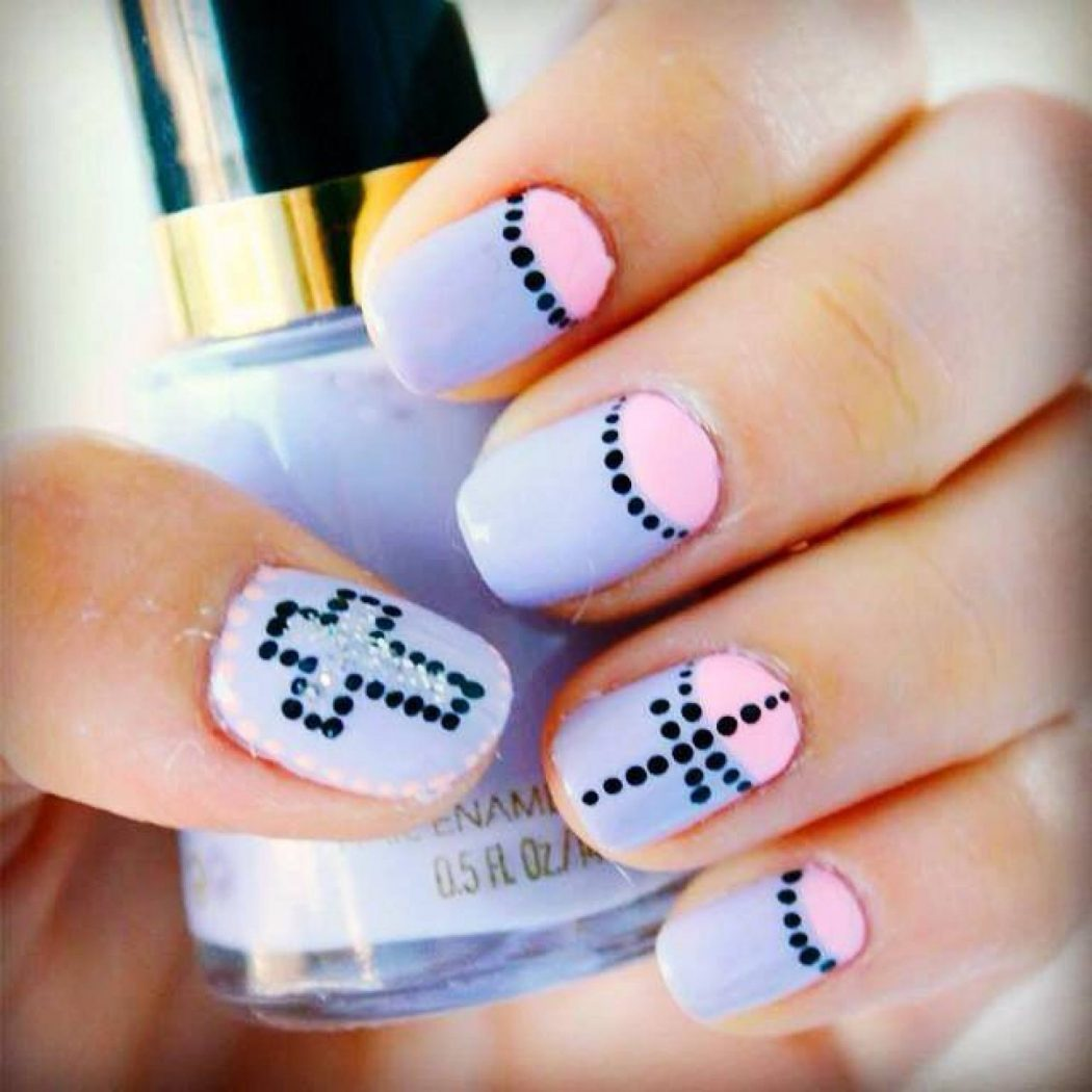 o-BEST-NAIL-SALON-LOS-ANGELES-facebook 50+ Coolest Wedding Nail Design Ideas