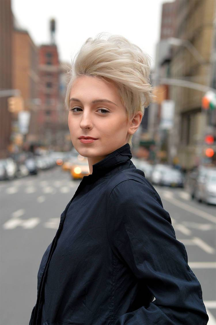 platinum-blonde_short-haircut-long-on-top_original Sexiest Prom Hairstyles for Short Hairs