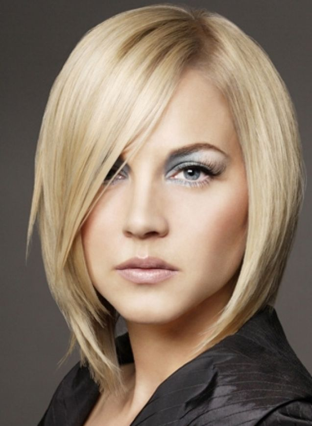 shoulder-length-bob-hairstyles-for-fine-hair Sexiest Prom Hairstyles for Short Hairs