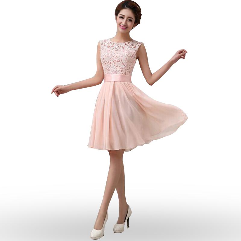 4-Colors-Zanzea-2016-Women-Summer-font-b-Dress-b-font-Sleeveless-Elegant-Lace-Chiffon-Elegant 25+ Women Engagement Outfit Ideas Coming in 2020