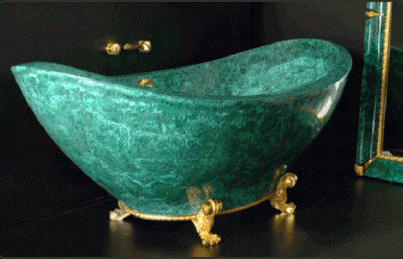 48-583x375-1 69 Most Expensive Gemstones Bathtubs