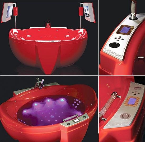 5-23-08-redtub 69 Most Expensive Gemstones Bathtubs
