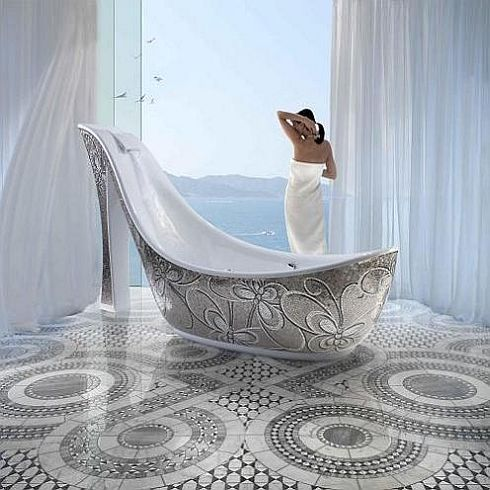541 69 Most Expensive Gemstones Bathtubs