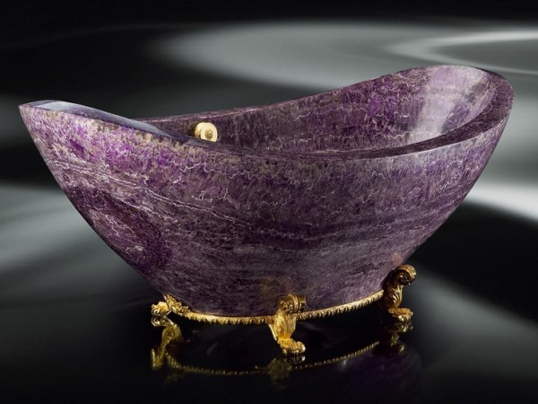 555225 69 Most Expensive Gemstones Bathtubs