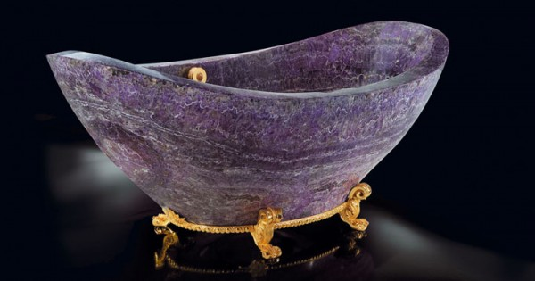 55554 69 Most Expensive Gemstones Bathtubs