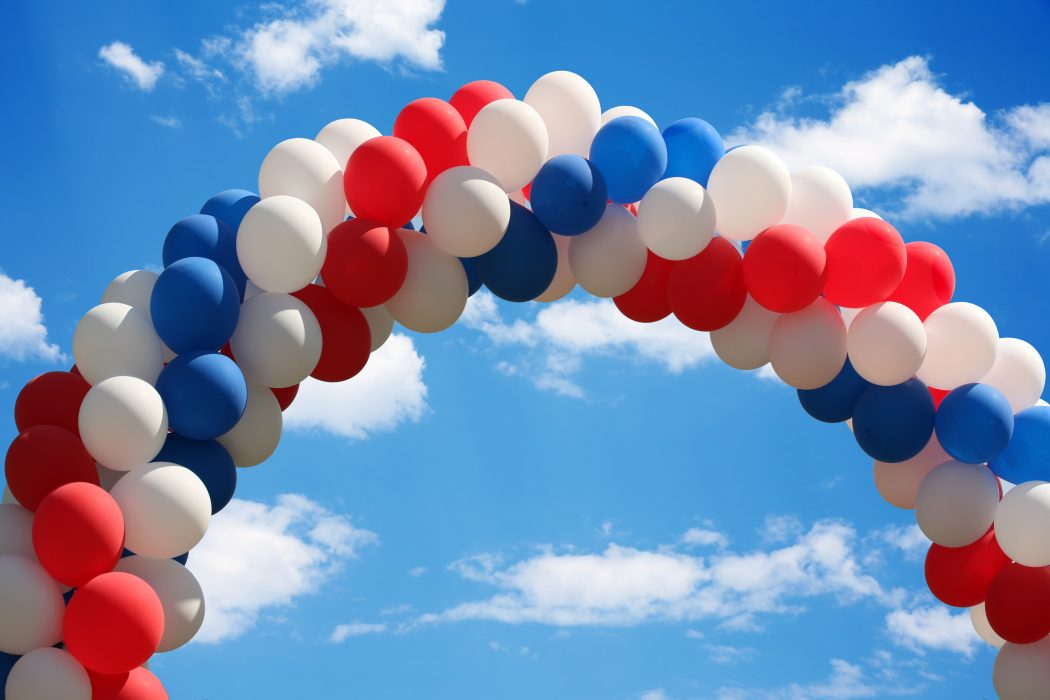 Balloon-Fireworks2 Creative Ideas: 4 Memorial Day Celebration Ideas