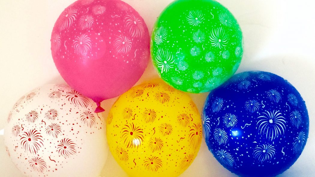 Balloon-Fireworks3 Creative Ideas: 4 Memorial Day Celebration Ideas