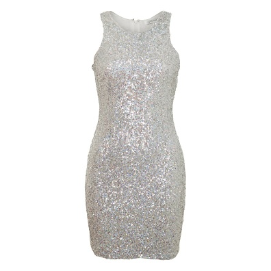 Body-Con-Dresses-Silver-Sequin Stop Here ! Know How To Select The Best Golden And Silver Jewelry For Different Occasions ?