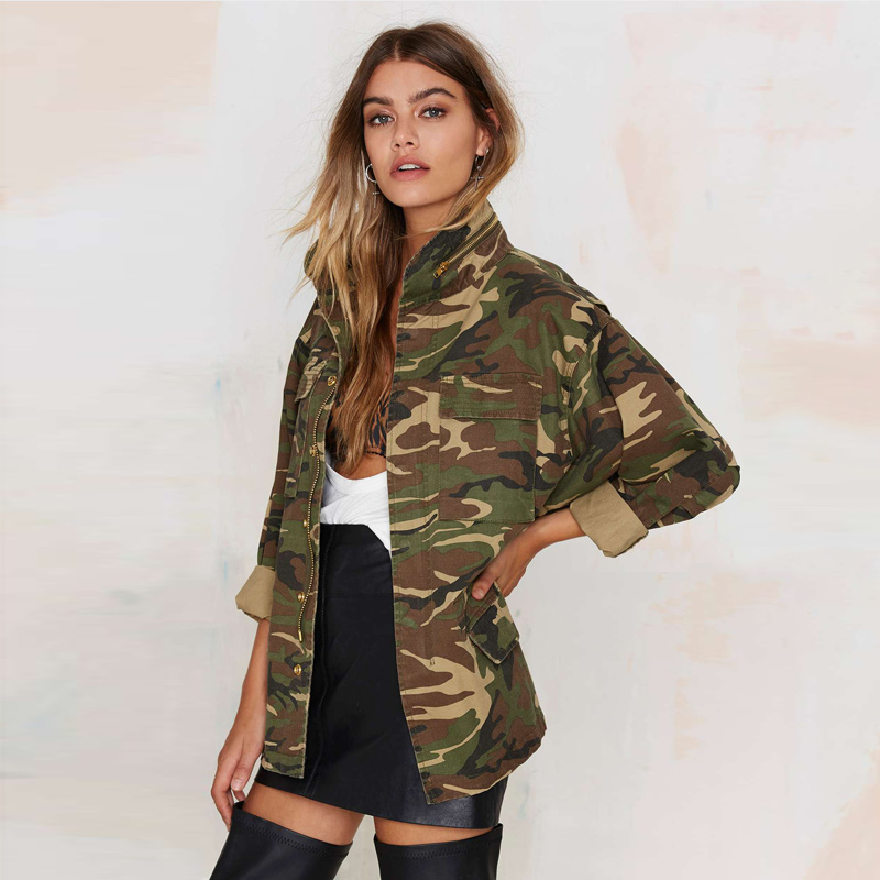 Camouflage2 Top 5 Elegant Military Clothing Trends of 2018