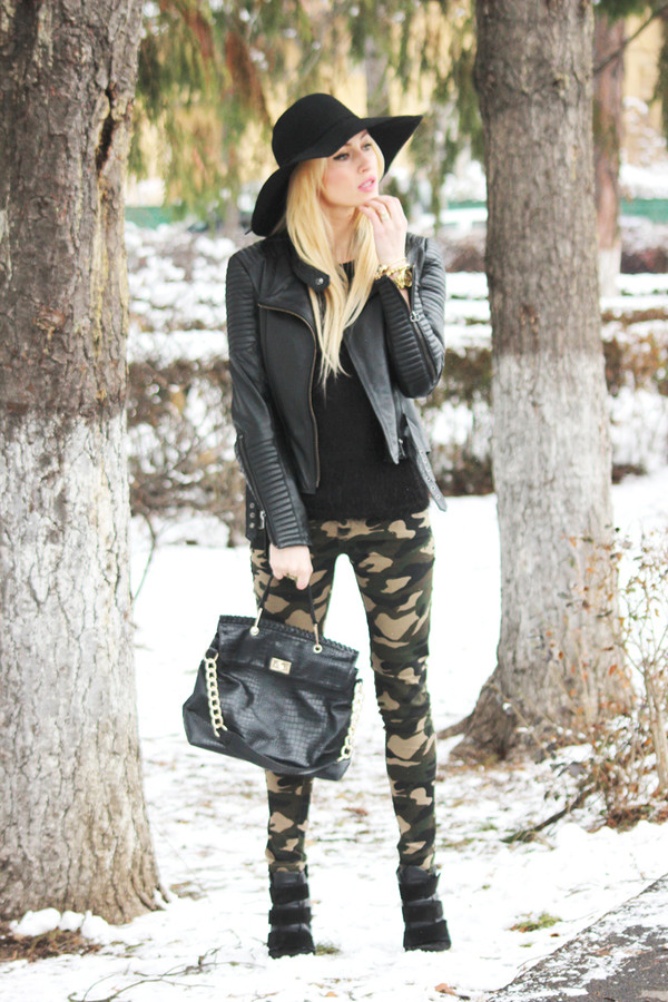 Camouflage4 Top 5 Elegant Military Clothing Trends of 2018