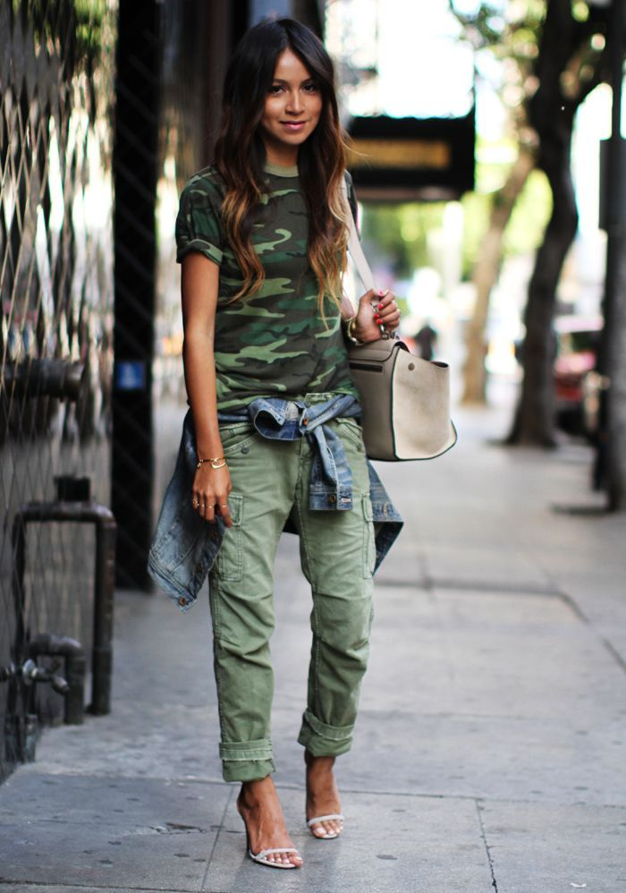 Cargo-Pants1 Top 5 Elegant Military Clothing Trends of 2018