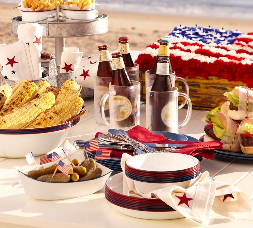Celebrate-It-The-Traditional-Way2 Creative Ideas: 4 Memorial Day Celebration Ideas