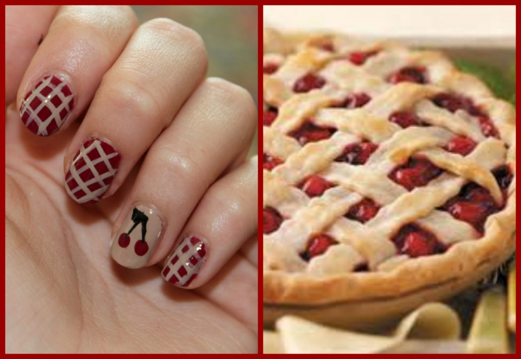 Classic-Desserts1 10 Thanksgiving Nail Art Design To Try