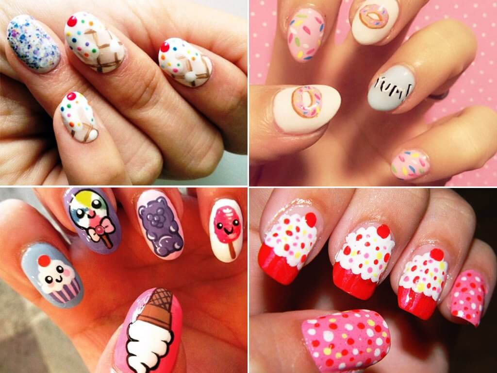 Classic-Desserts2 10 Thanksgiving Nail Art Design To Try