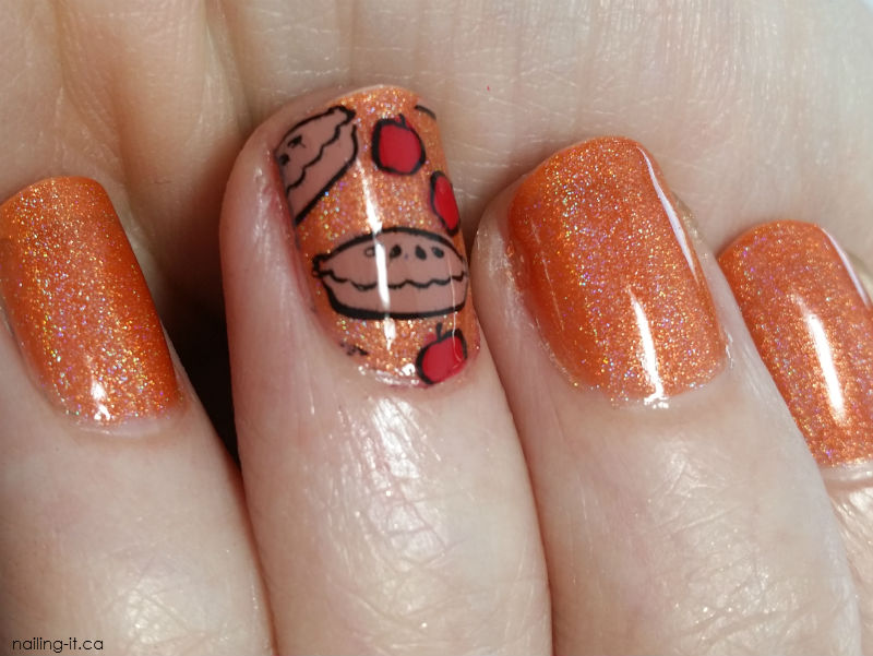 Classic-Desserts3 10 Thanksgiving Nail Art Design To Try