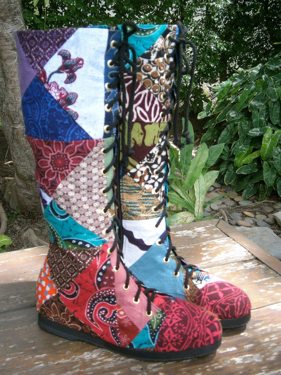 Colorful-Boots3 Top 10 Most Stylish Boot Trends