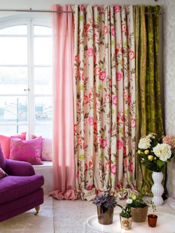 Curtain-Changes1-1 20+ Best Living Room Design Ideas in 2018