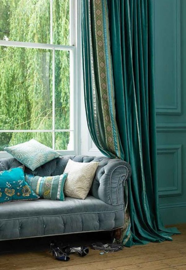 Curtain-Changes3-1 20+ Best Living Room Design Ideas in 2018