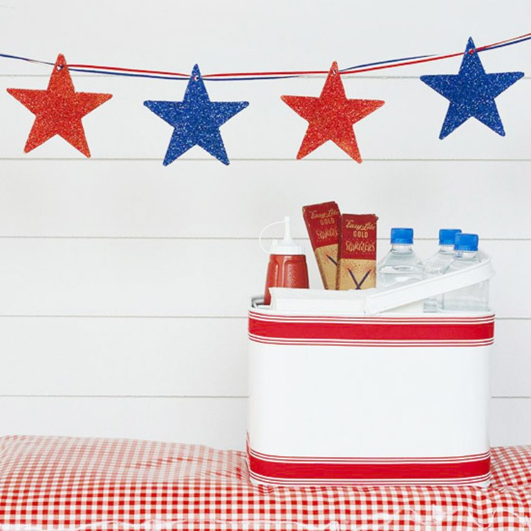 Decoration-Says-It-All2 Creative Ideas: 4 Memorial Day Celebration Ideas