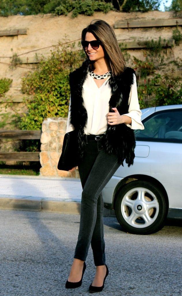 Fur-Vest3 8 Main Winter & Fall Jackets & Coats Trends in 2020