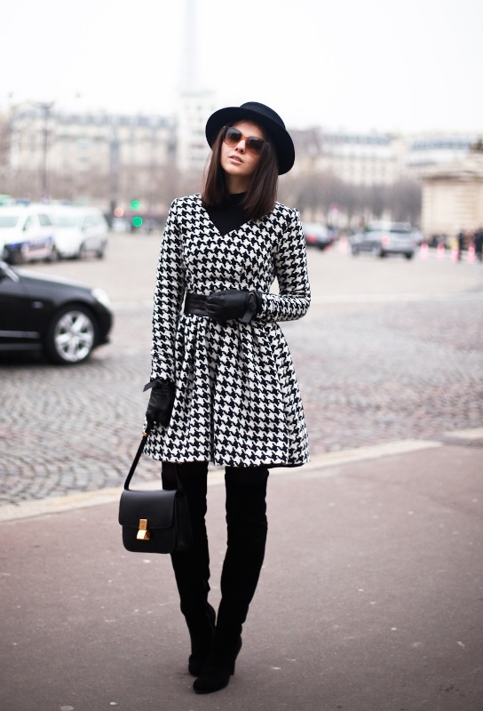 Houndstooth-Patterns-5 14+ Latest Print Trends for Women in 2020