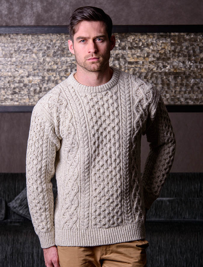 Knit-sweater1 Next 8 Hottest Menswear Trends for Winter