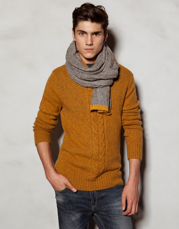 Knit-sweater2 Next 8 Hottest Menswear Trends for Winter