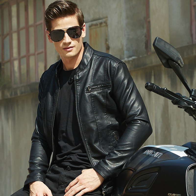 Leather-jackets1 Next 8 Hottest Menswear Trends for Winter