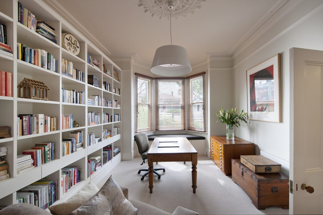 Library-Dominated-Room3-1 20+ Best Living Room Design Ideas in 2018