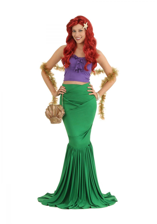 Mermaid1 Top 10 Teenagers Halloween Costumes Trends
