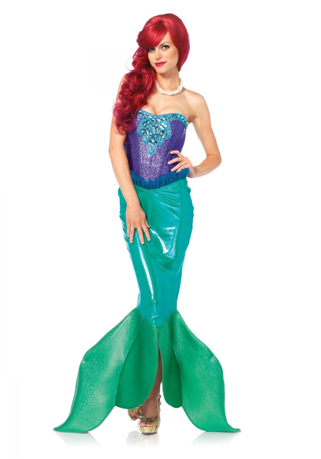 Mermaid2 Top 10 Teenagers Halloween Costumes Trends