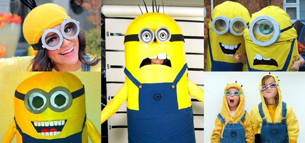 Minions1 Top 10 Teenagers Halloween Costumes Trends