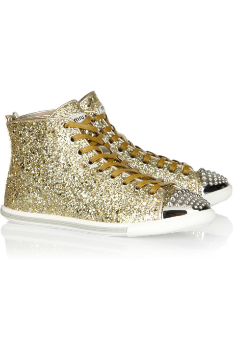 MiuMiu-golden-shoes5-475x712 Stop Here ! Know How To Select The Best Golden And Silver Jewelry For Different Occasions ?