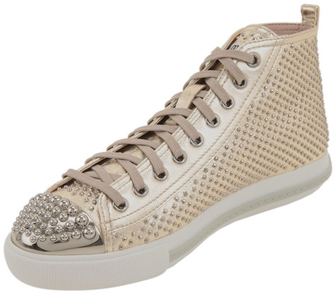 MiuMiu-golden-shoes9-475x416 Stop Here ! Know How To Select The Best Golden And Silver Jewelry For Different Occasions ?