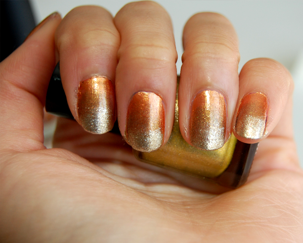 Ombre-Nails-Art2 10 Thanksgiving Nail Art Design To Try