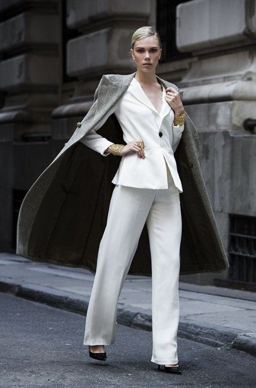Pantsuits Top 36 Fashion Trends You Need to Know for 2018